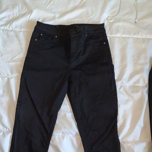 Basic All Black Jeans